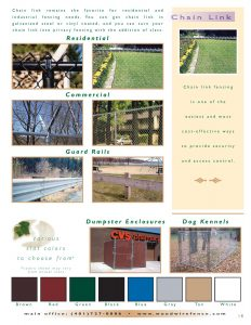 Ww Catalog 2016 Page 019 Ri Fences Wood And Wire Fence