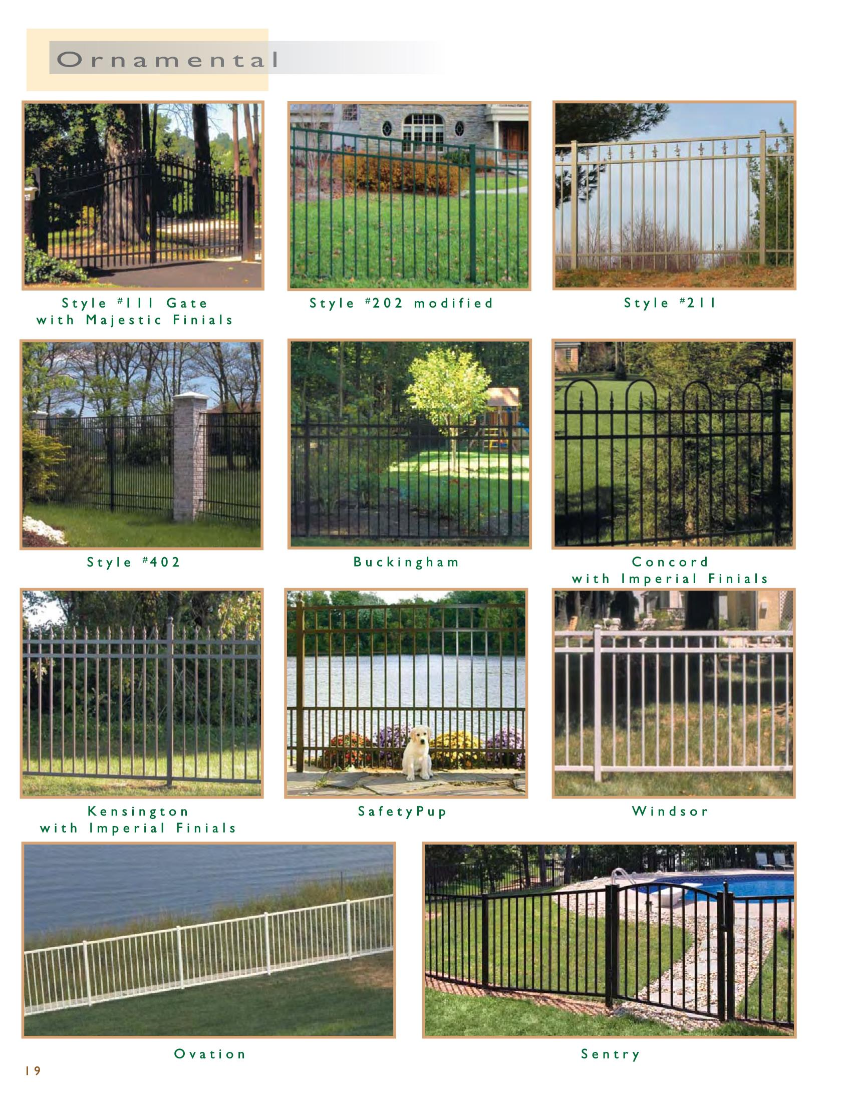 Ri Ornamental Fence Wood And Wire Fence Co Inc Rhode